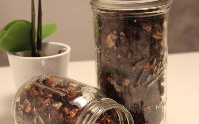 Crunchy Paleo-Schoko Müsli